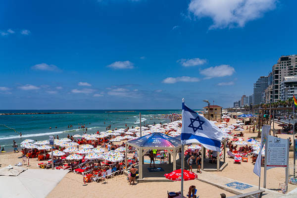 Tel Aviv photography by Eyal Oren